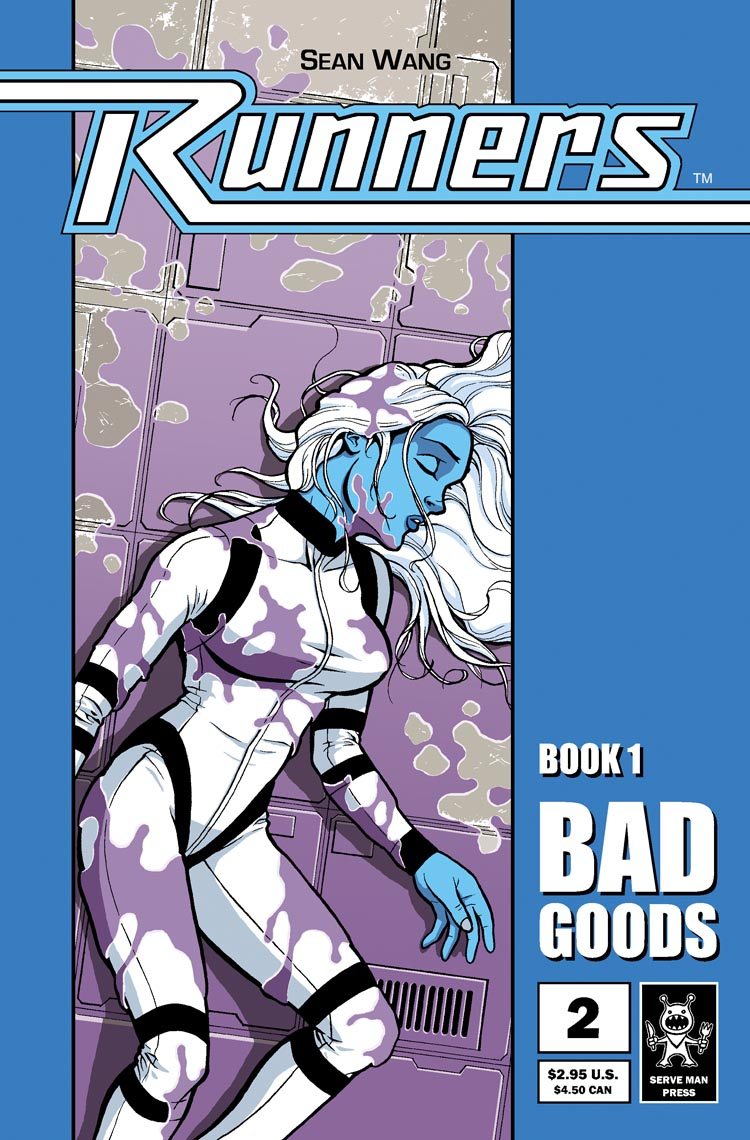 Vol 1 Bad Goods – Ch 2 – Cover