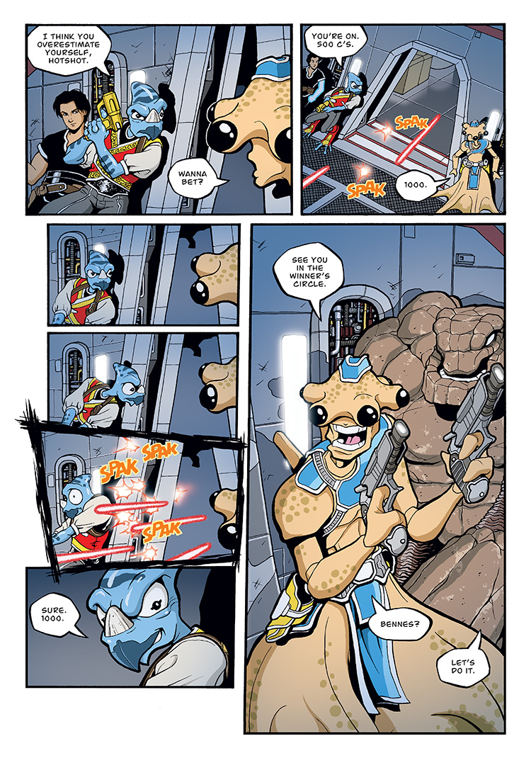Vol 1 Bad Goods – Ch 1 – Pg 14