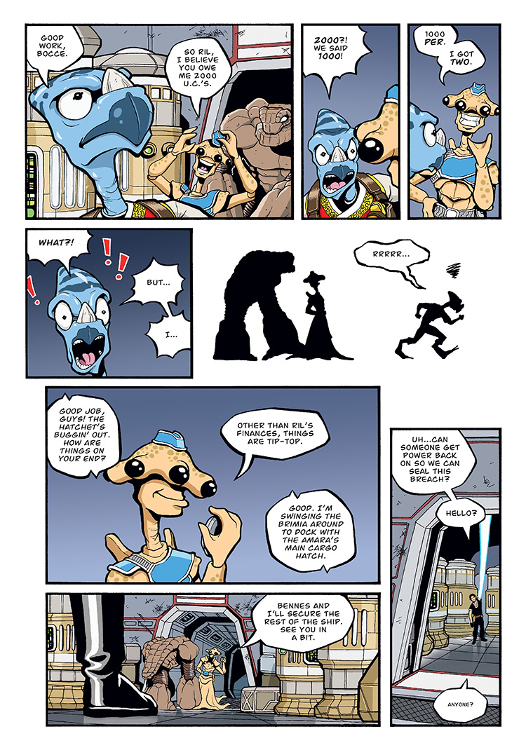Vol 1 Bad Goods – Ch 1 – Pg 19