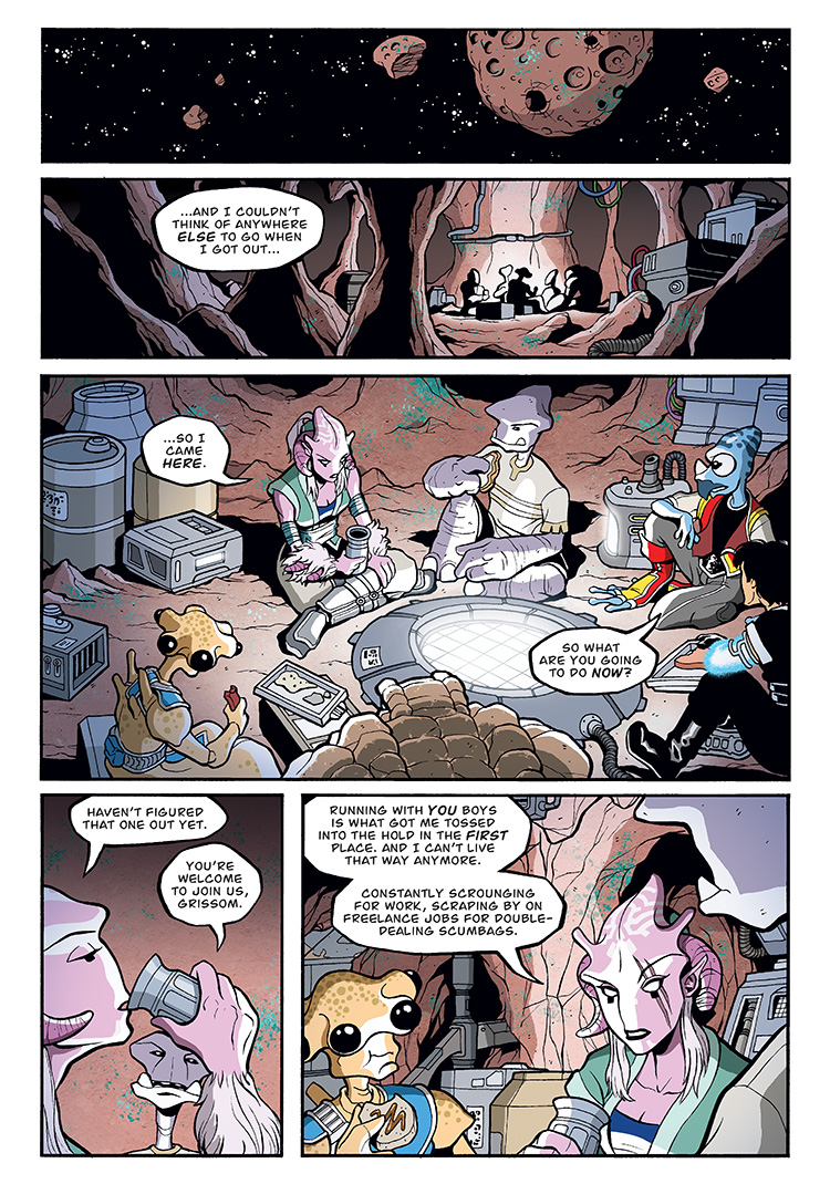 Vol 1 Bad Goods – Ch 2 – Pg 11