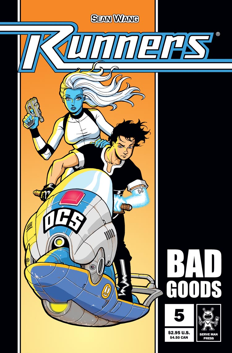 Bad Goods Ch 05 Cover