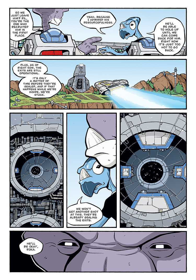 Vol 1 Bad Goods – Ch 4 – Pg 18