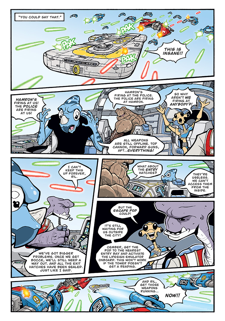 Vol 1 Bad Goods – Ch 4 – Pg 22