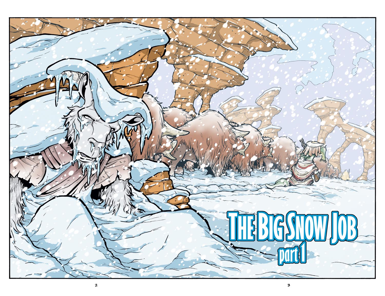 Vol 2 Snow Job – Ch 1 – Pg 2-3