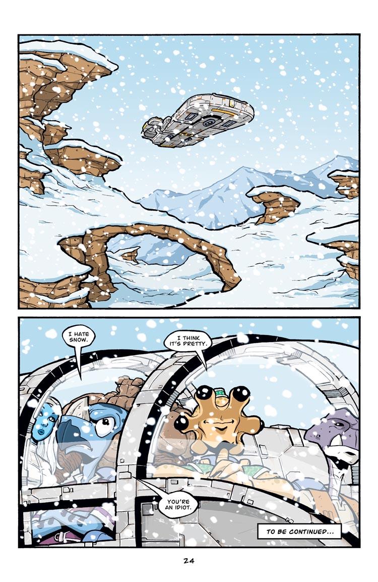 Vol 2 Snow Job – Ch 1 – Pg 24