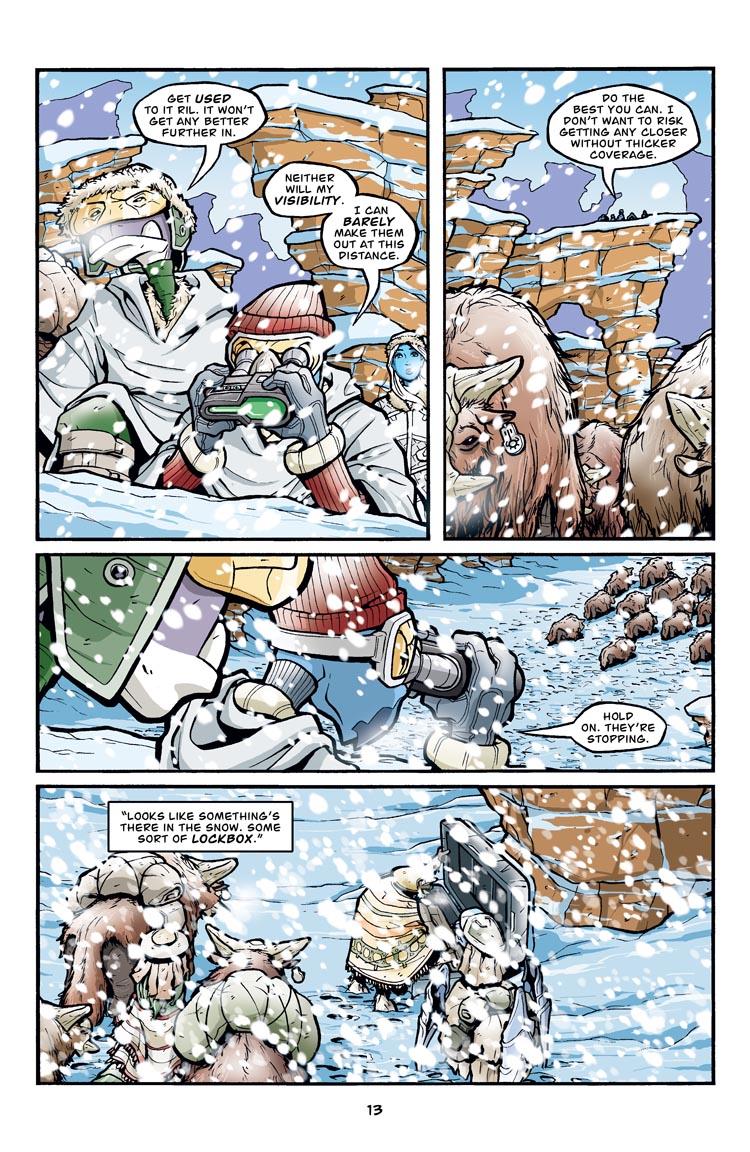 Vol 2 Snow Job – Ch 2 – Pg 13