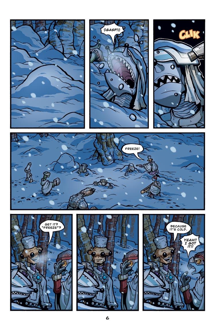 Vol 2 Snow Job – Ch 3 – Pg 6