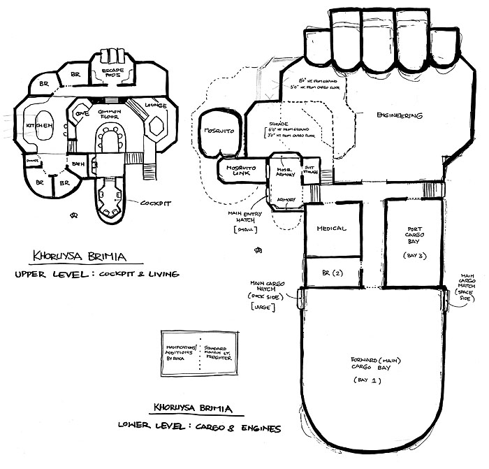 sci fi space stations deck plans - photo #5