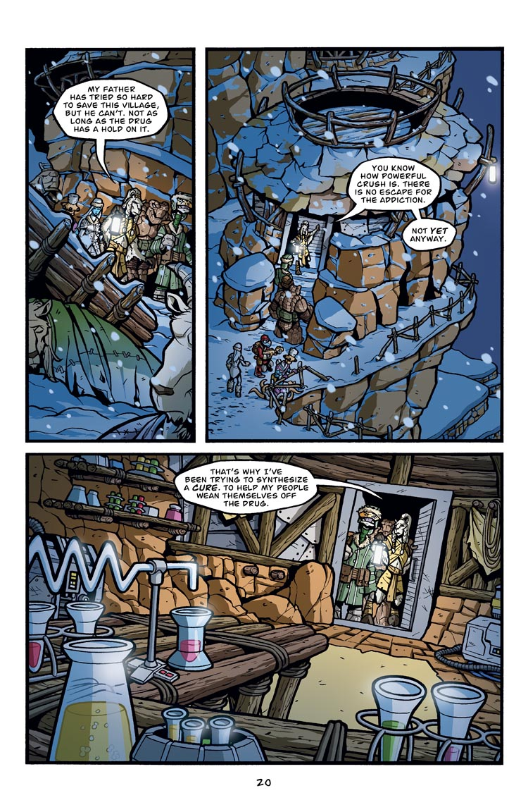Vol 2 Snow Job – Ch 4 – Pg 20