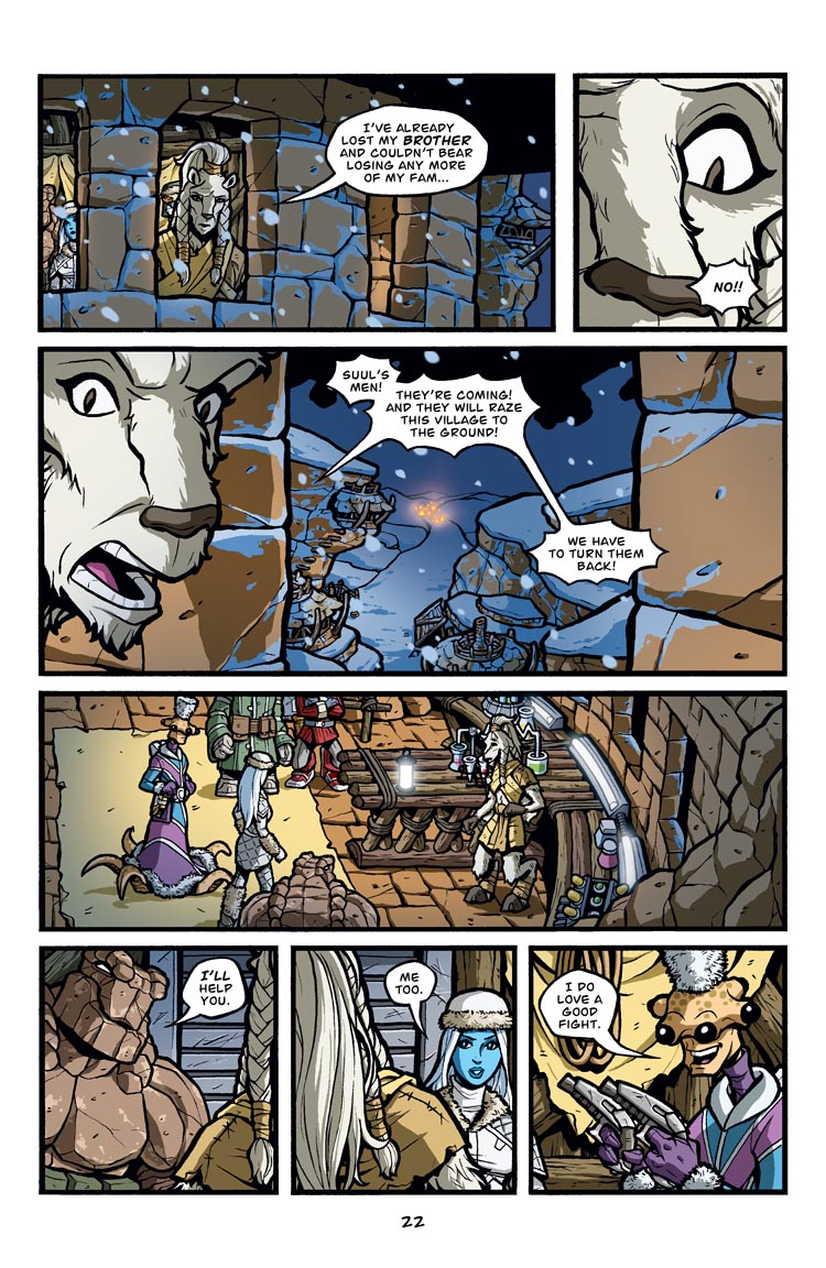 Vol 2 Snow Job – Ch 4 – Pg 22