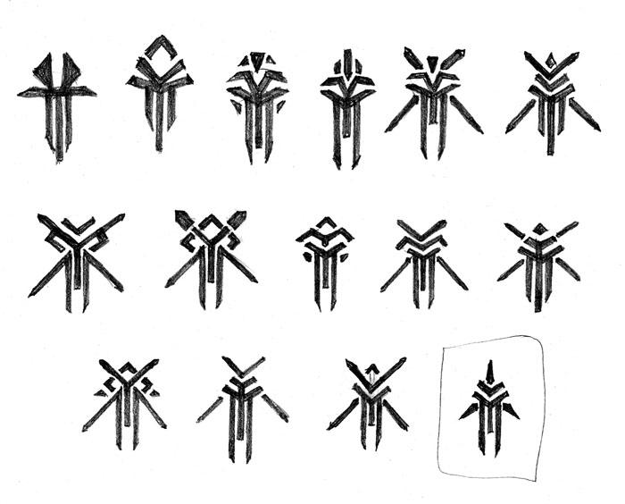 BONUS CONTENT: Sketchbook: Kaagan-Vas Tattoo