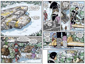Sean Wang Runners Snow Job #2 p01-02